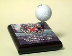 Golfer's Paper Weight - Father's Day Gift