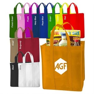 Bag - Grocery, Insulated, Lunch Bag Etc