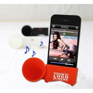 iPhone Speaker - Inexpensive, Bright Colours & Long Lasting